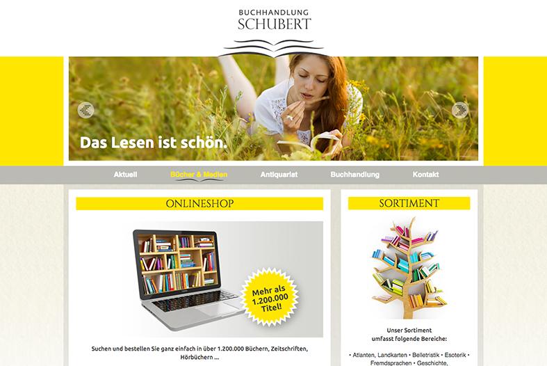 Buchhandlung Schubert